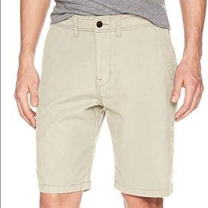 Lucky Brand Saturday Stretch Khaki Shorts